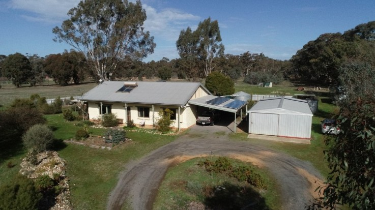 431 Dunolly - Moliagul Road