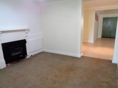 Lounge to Kitchen/ Dining
