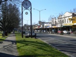 Colac Shopping Precinct