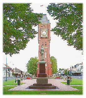 Camperdown Clock Tower