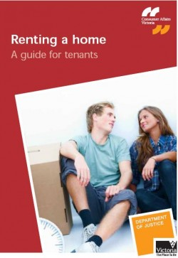 Renting a home A guide for renants