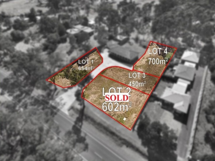 Lot 1, 3 & 4/5710 Calder Highway