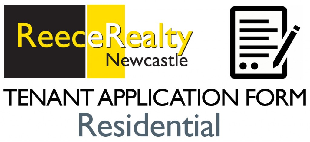 Rent Application Residential