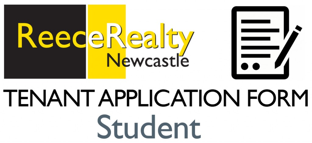 Rent Application Student