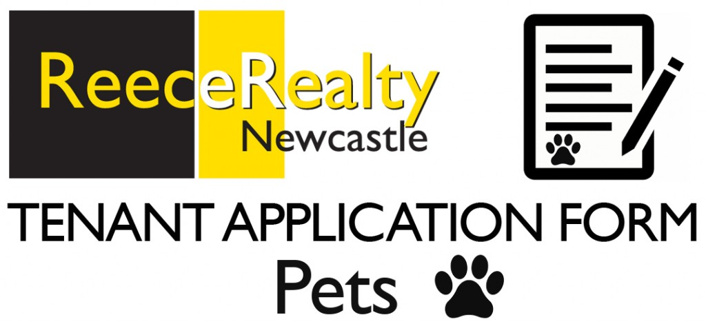 Rent Application - Pets