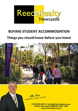 Buying Student Accommodation Cover