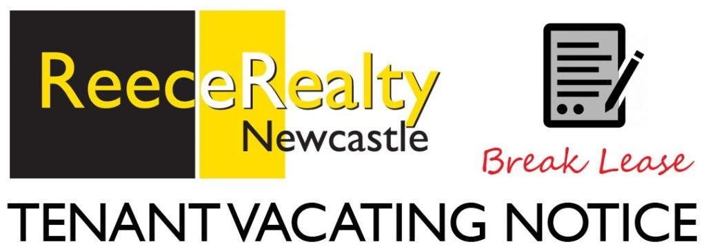 Tenant Vacate - Break Lease