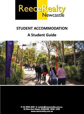 Student Accommodation - Student Guide
