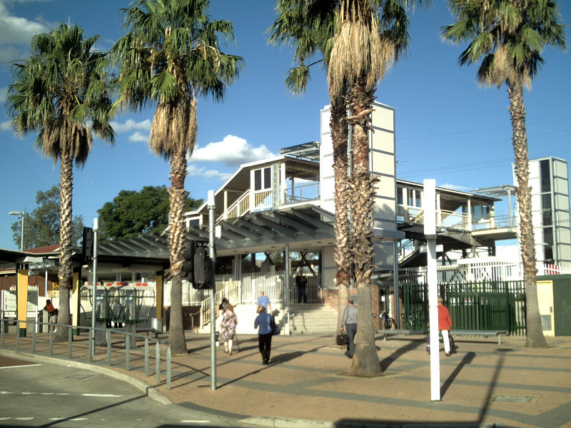 Merrylands Railway Station