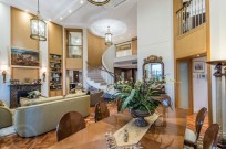 First Time offered to the Market - Grand Penthouse with Double River Reach and City Views!