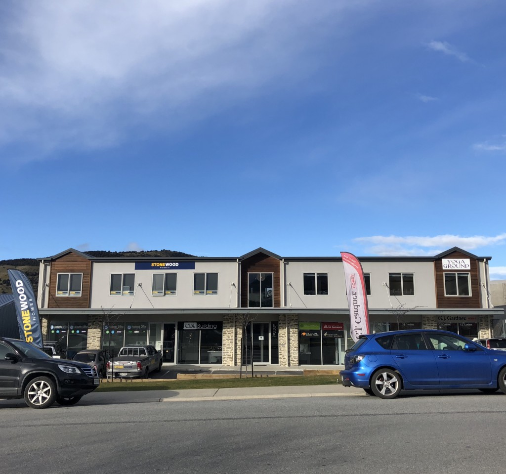 Accommodation Wanaka commercial property