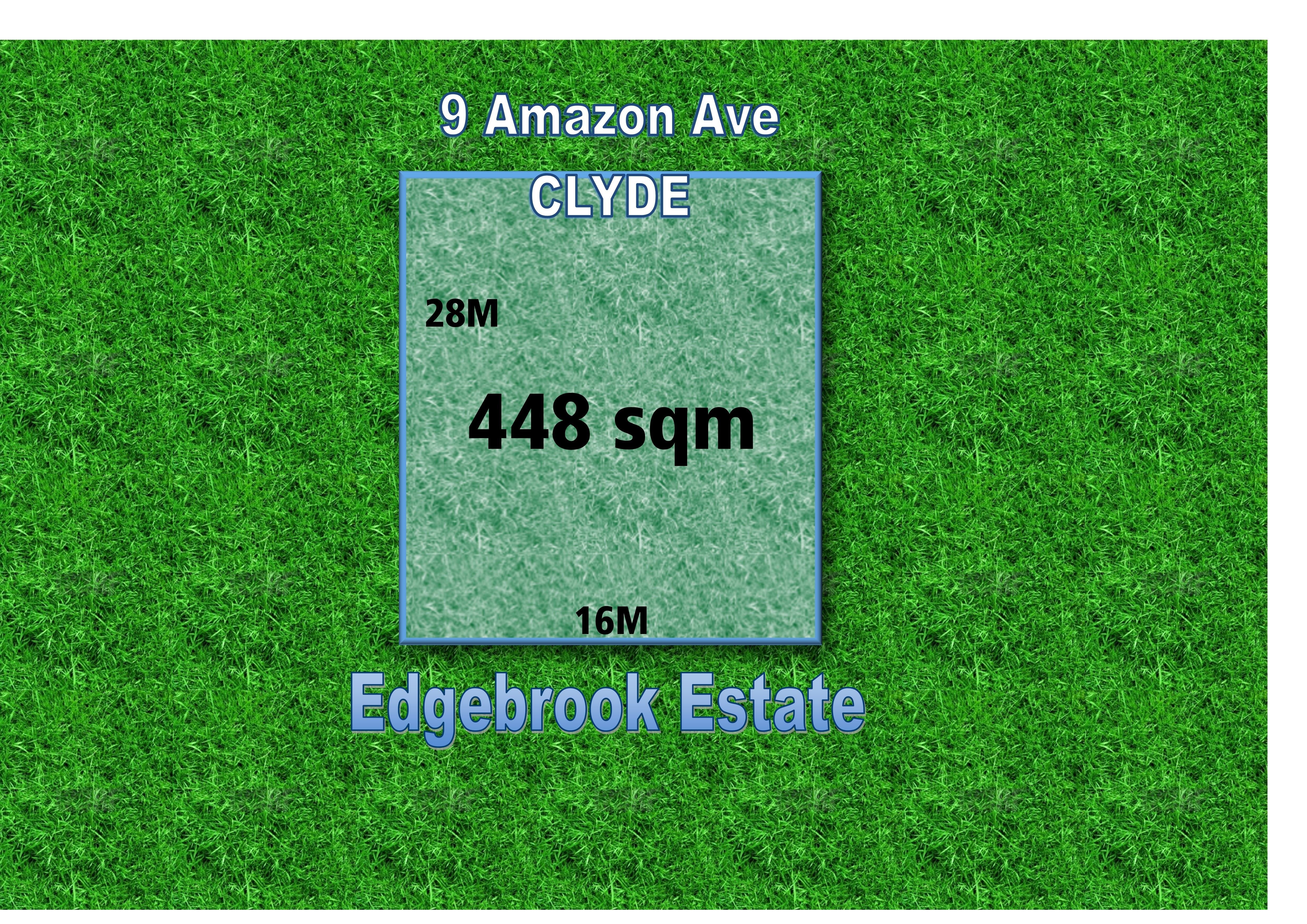 Lot 139/9 Amazon Ave CLYDE