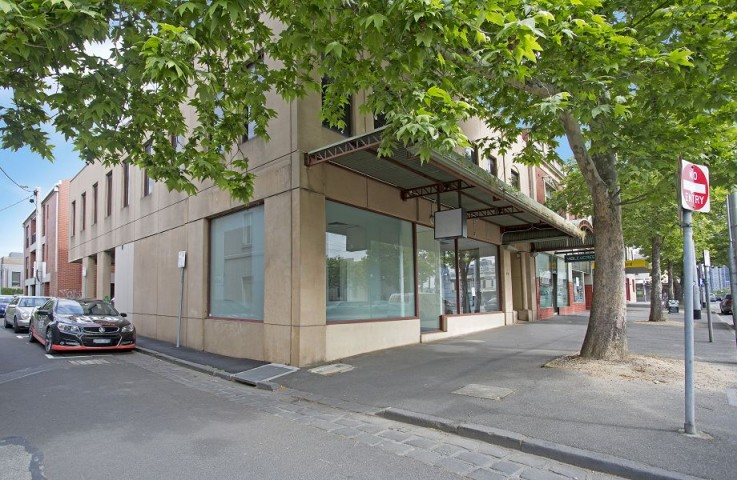 Ground/378 Clarendon Street