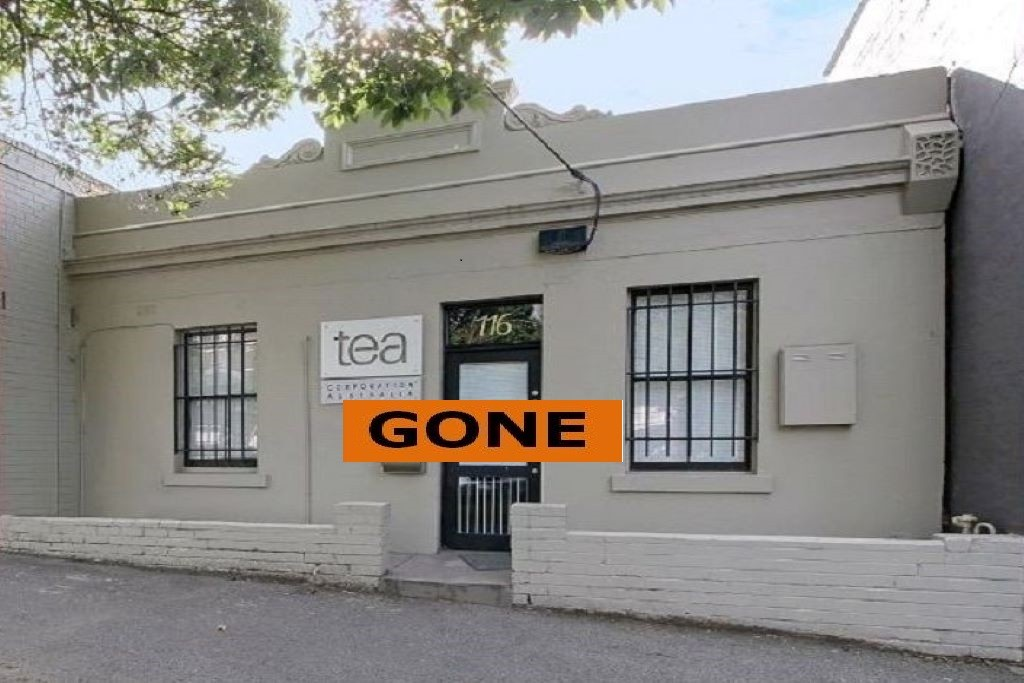 116 Bank Street SOUTH MELBOURNE
