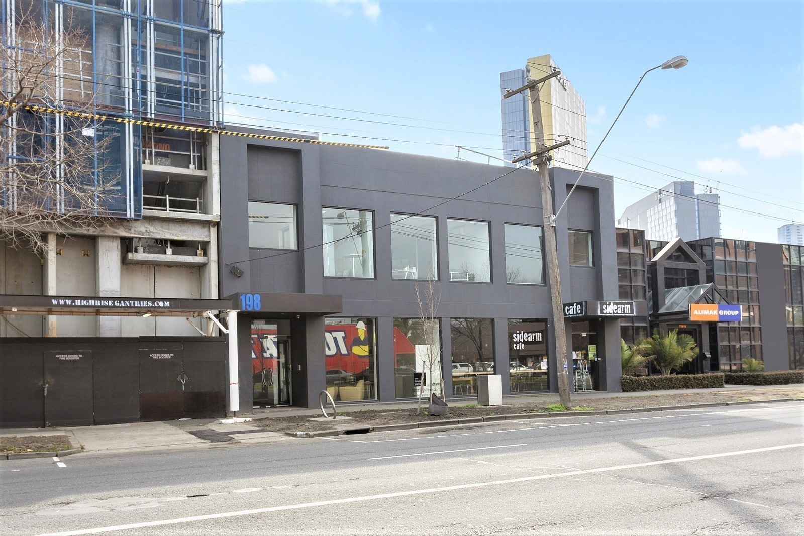198-200 Normanby Road SOUTH MELBOURNE