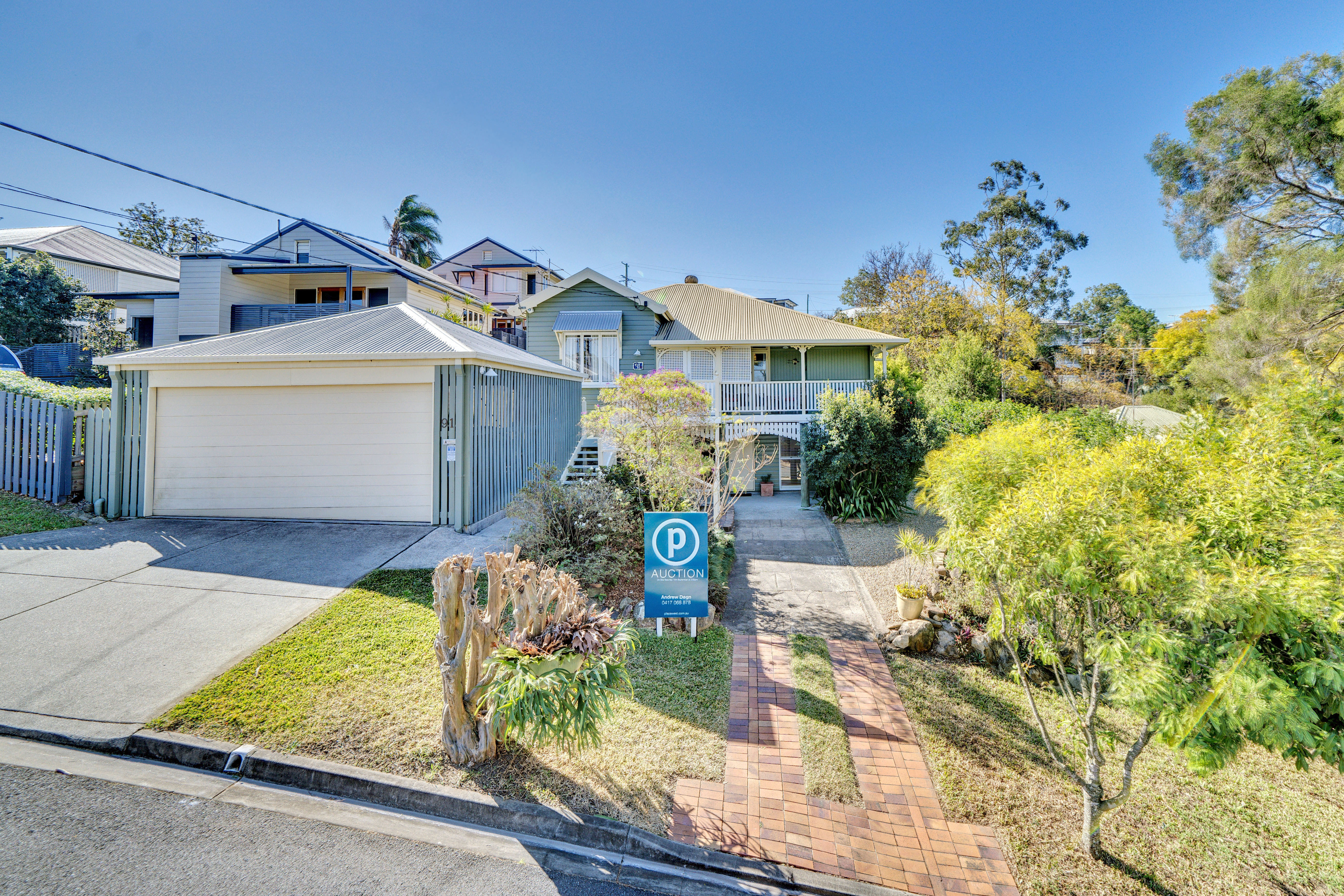 91 Munro Street AUCHENFLOWER