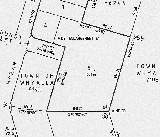 LOT 5 CROWHURST STREET WHYALLA NORRIE
