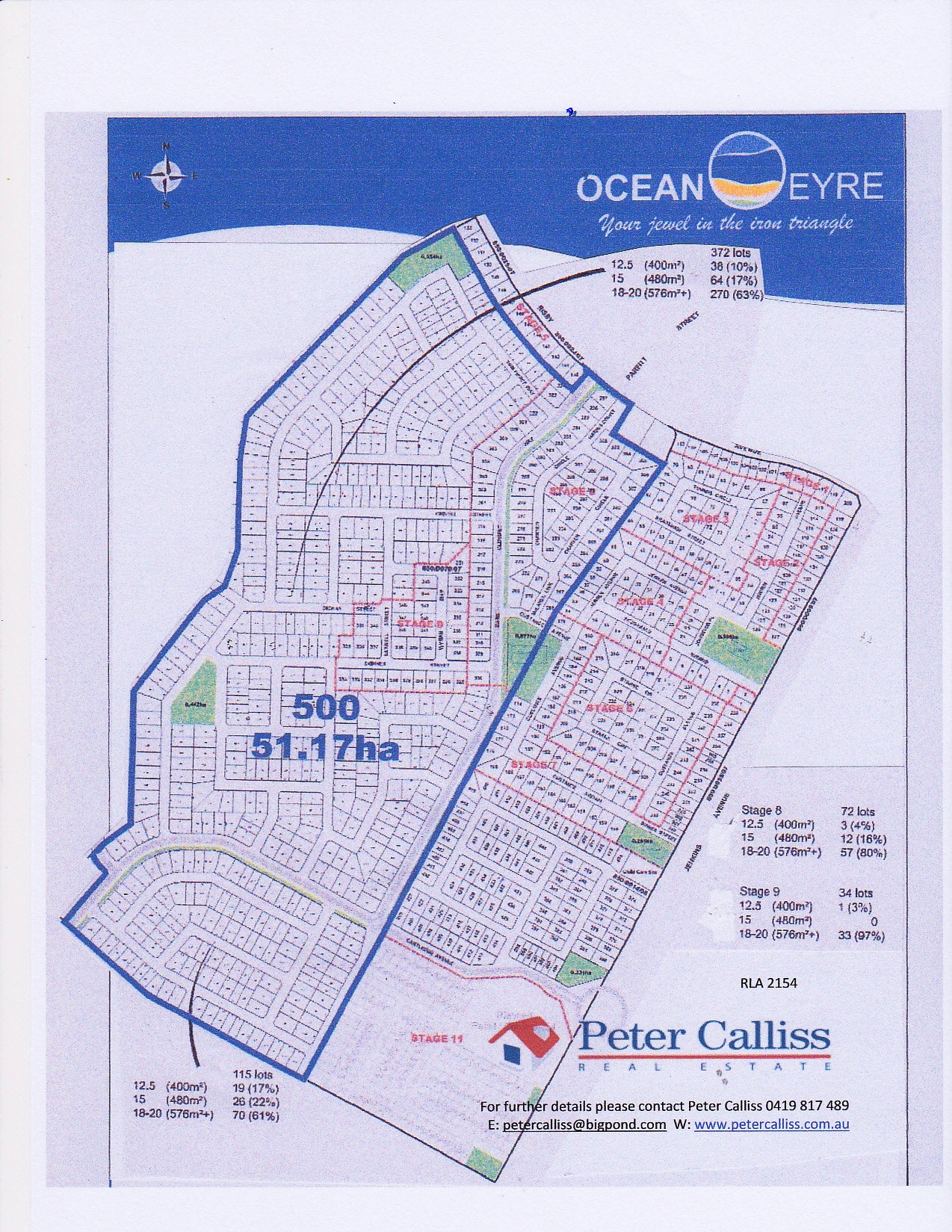 LOT 500 RISBY AVENUE WHYALLA