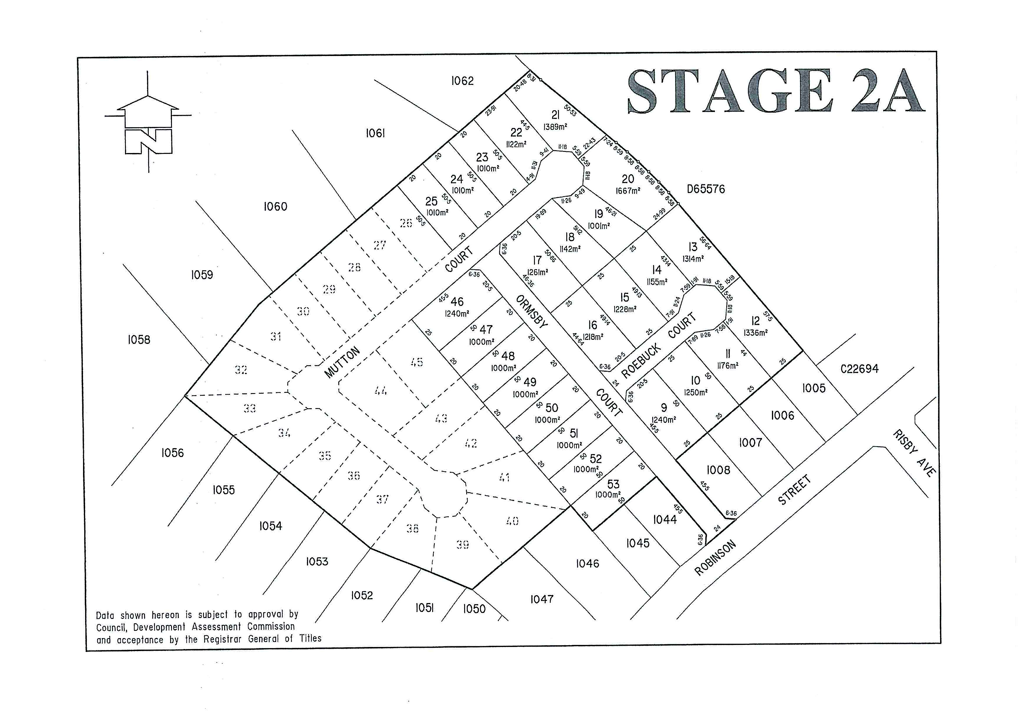 Lot 3004/STAGE 2 ROBINSON STREET WHYALLA JENKINS