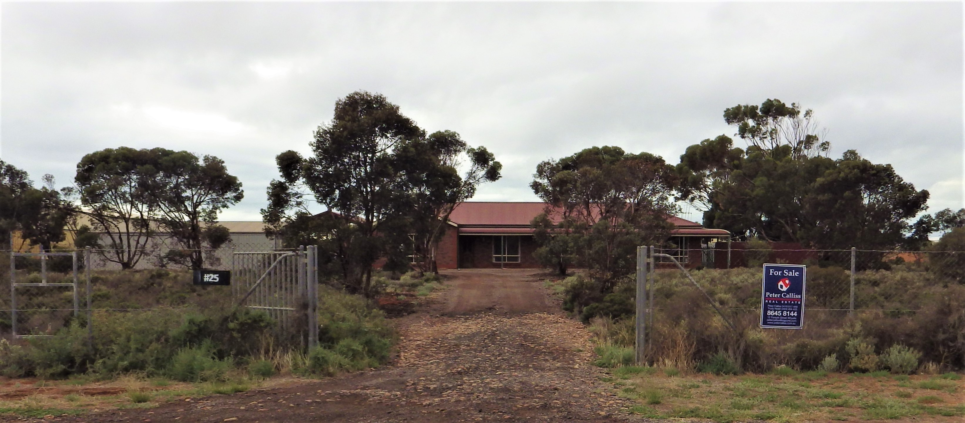 25 MULLAQUANA ROAD WHYALLA