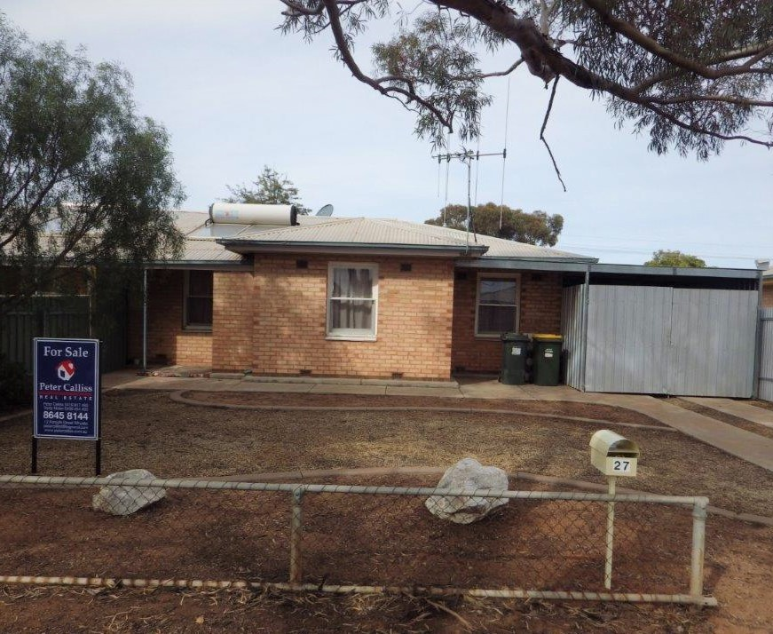 27 KNIGHT STREET WHYALLA STUART