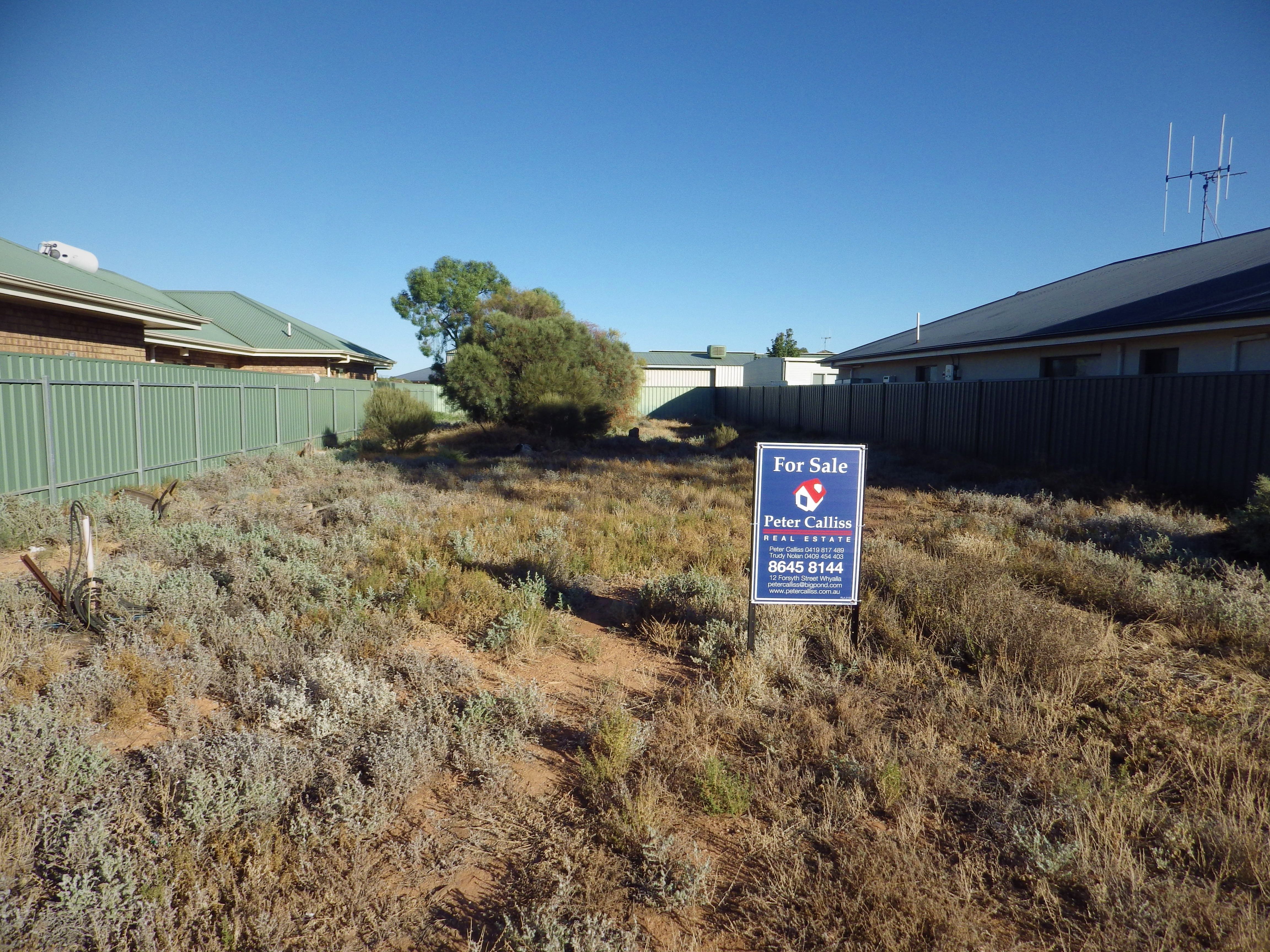 67 ROBINSON STREET WHYALLA JENKINS