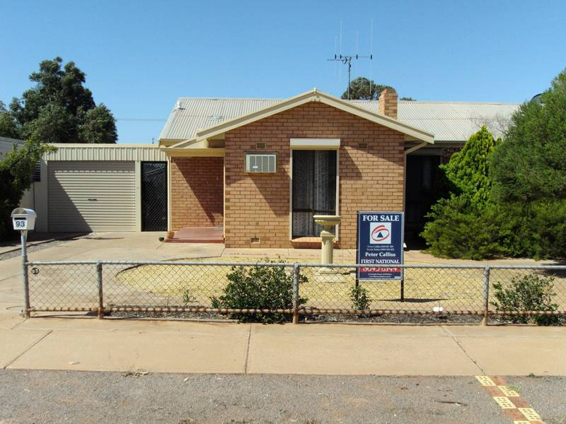 93 CHARLES AVENUE WHYALLA NORRIE
