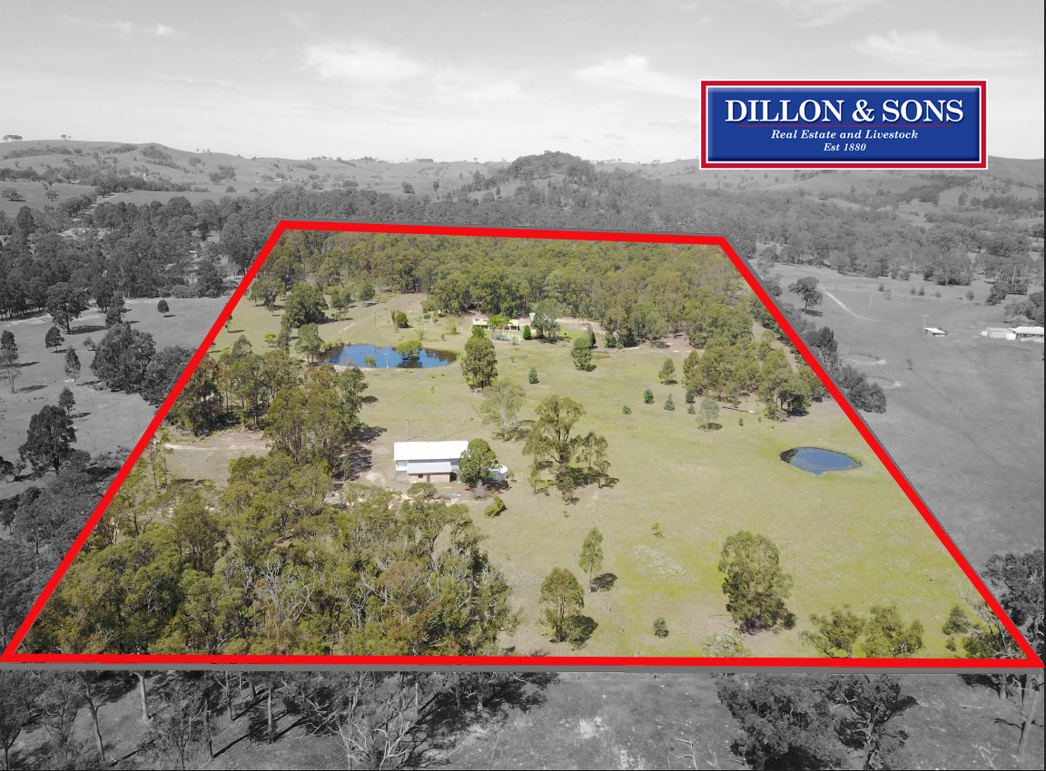 638 Wallarobba - Brookfield Road CLARENCE TOWN