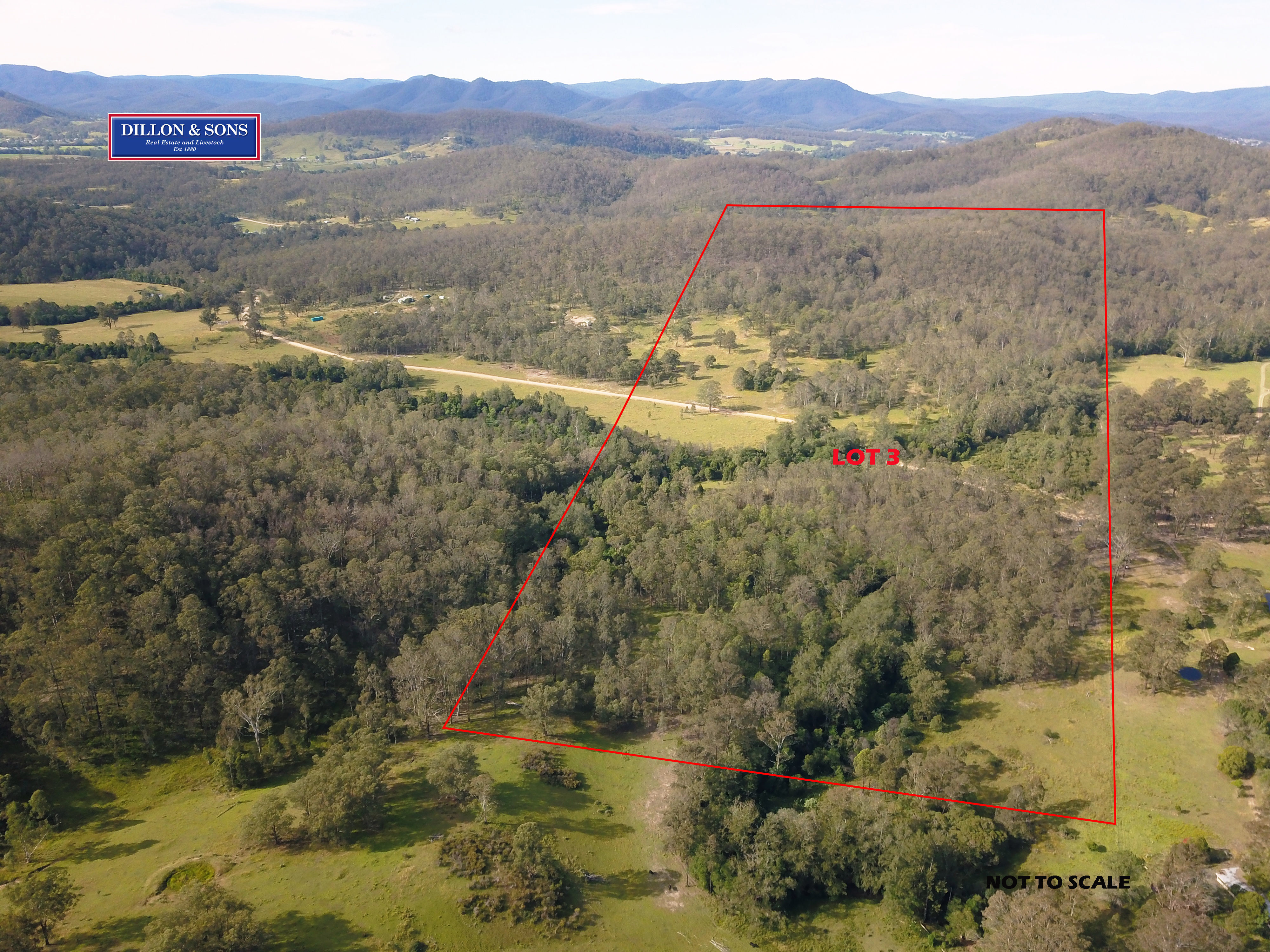 Lot 3 Black Camp Road, Nooroo Via STROUD