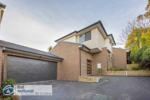 DONCASTER - Sale - First National Real Estate Bill Schlink