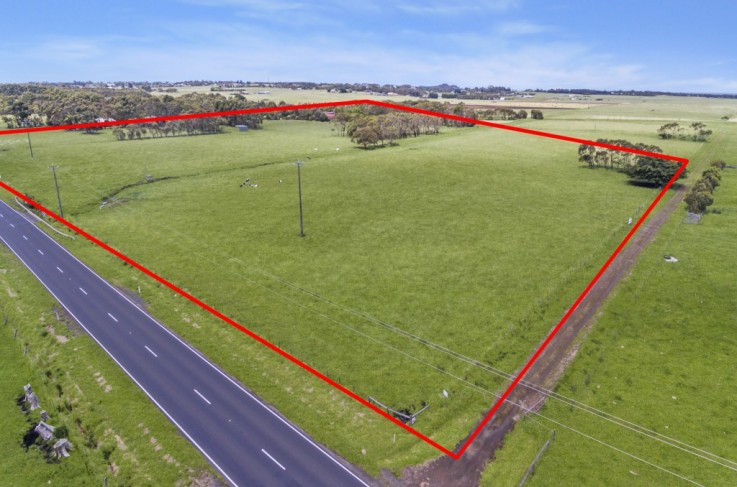 Lot Lot 3 Penshurst-Warnambool Road