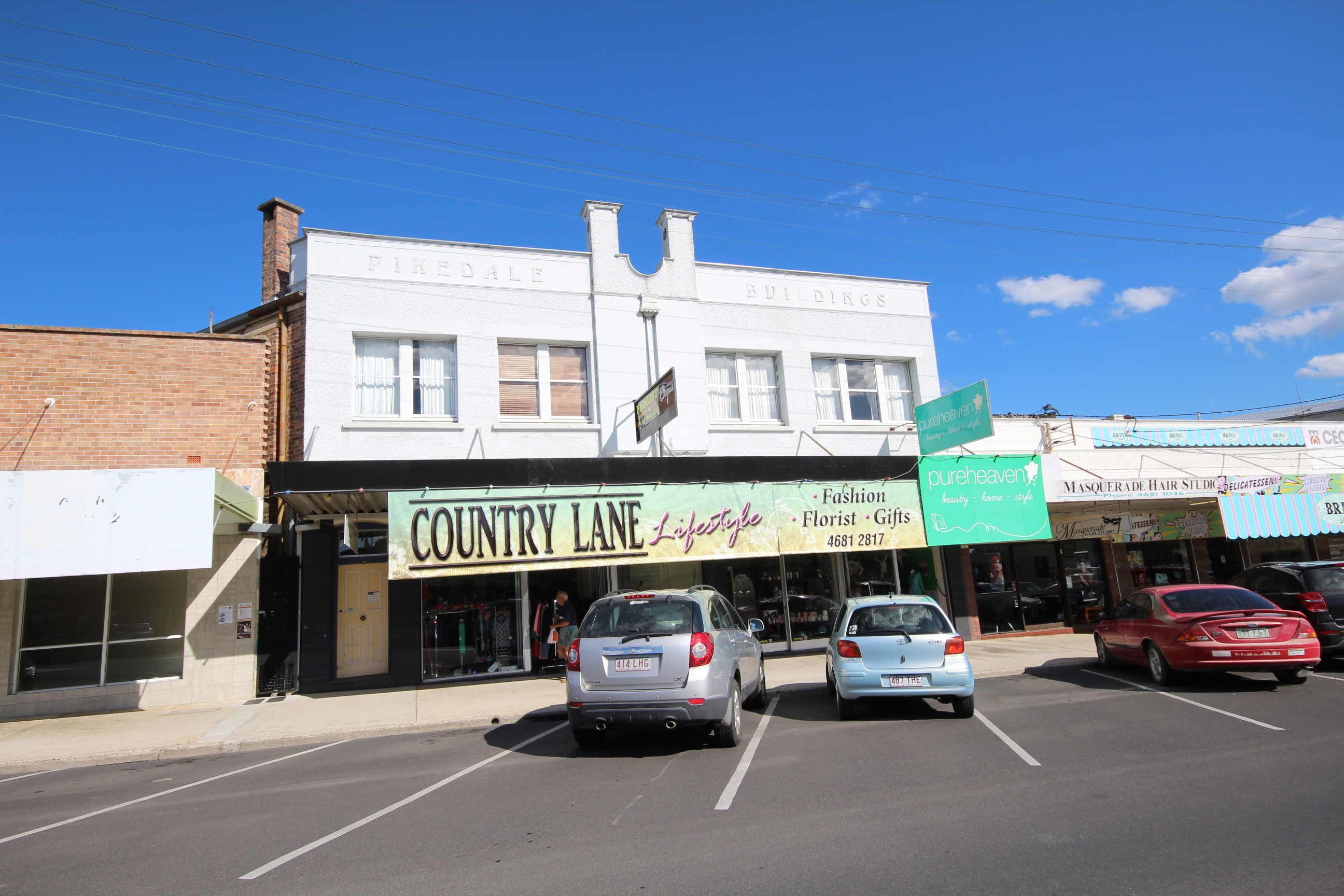 141 High Street STANTHORPE