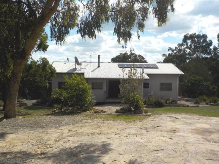 520 Mt Tully Road