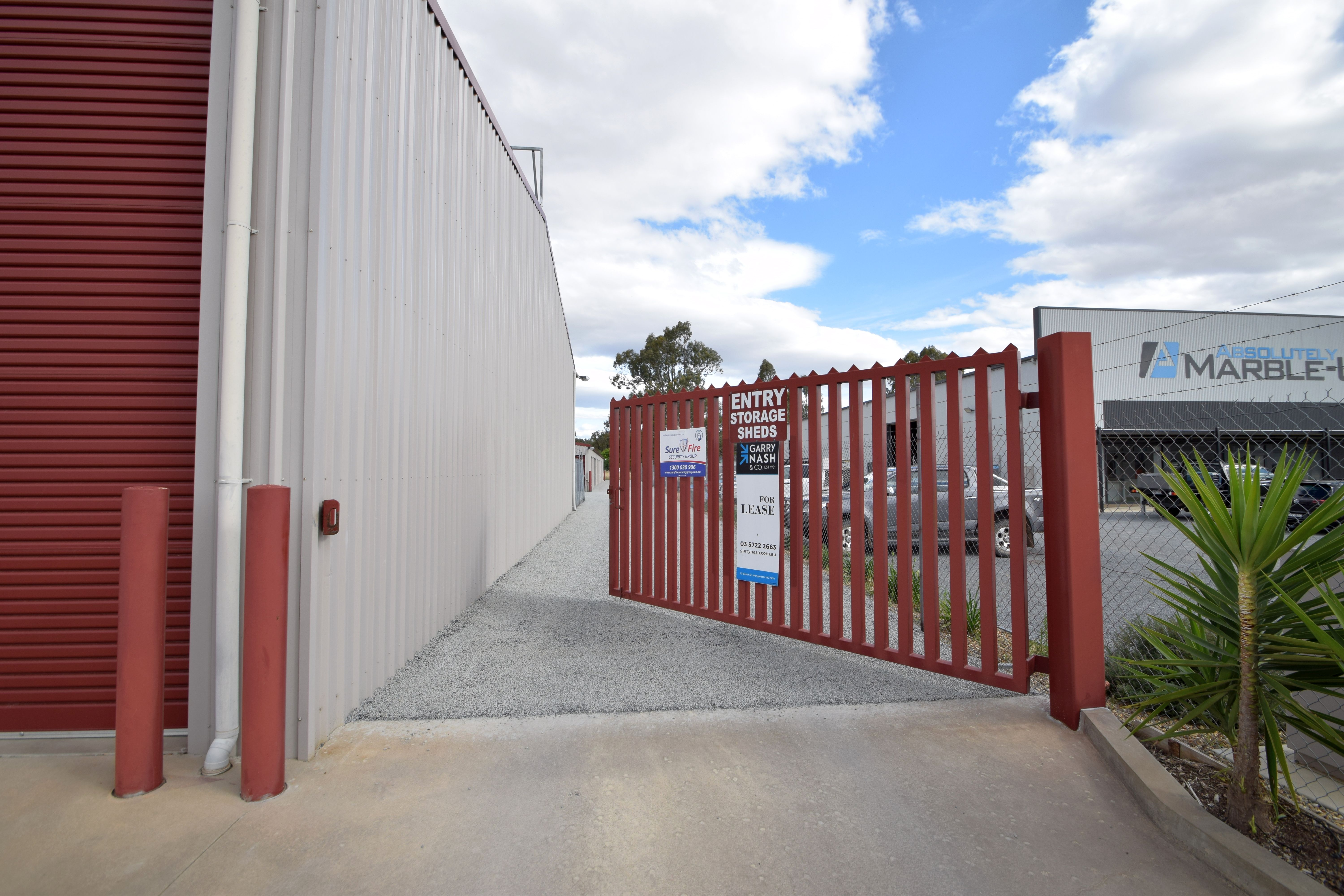 24 Sinclair Drive - A+ Mini Storage WANGARATTA