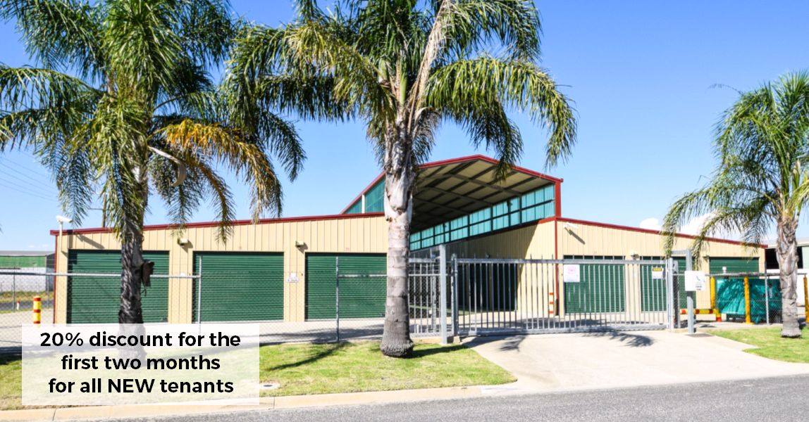 1 Sinclair Drive - Complete Security Self Storage WANGARATTA