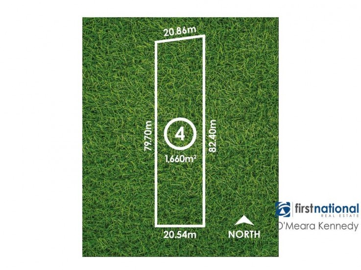 Lot 4/61 Anchorage Way