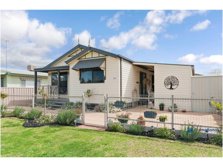 318/18 Sun Country Holiday Park - Tocumwal Road
