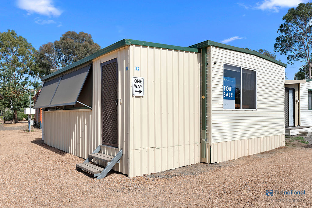 14/38 Riverlands Tourist Park - Brears Road YARRAWONGA