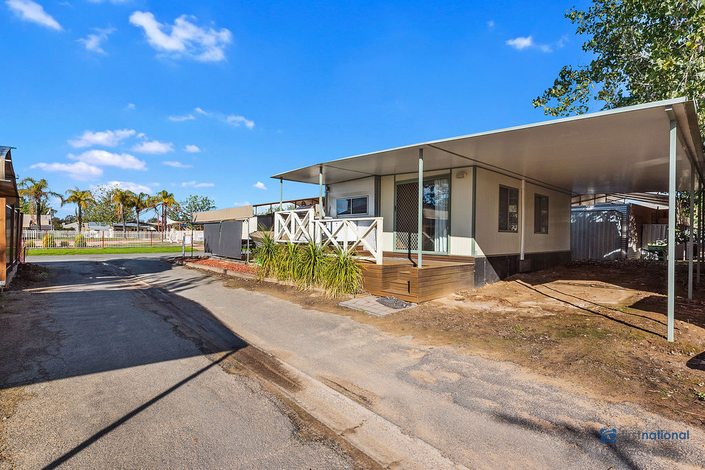 W46/18 Sun Country Holiday Park MULWALA