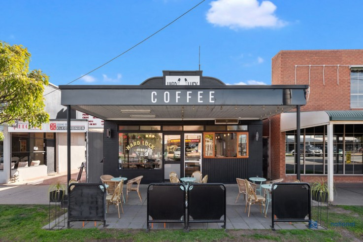 123 Belmore Street - Hardluck Coffee & Co (Business For Sale)