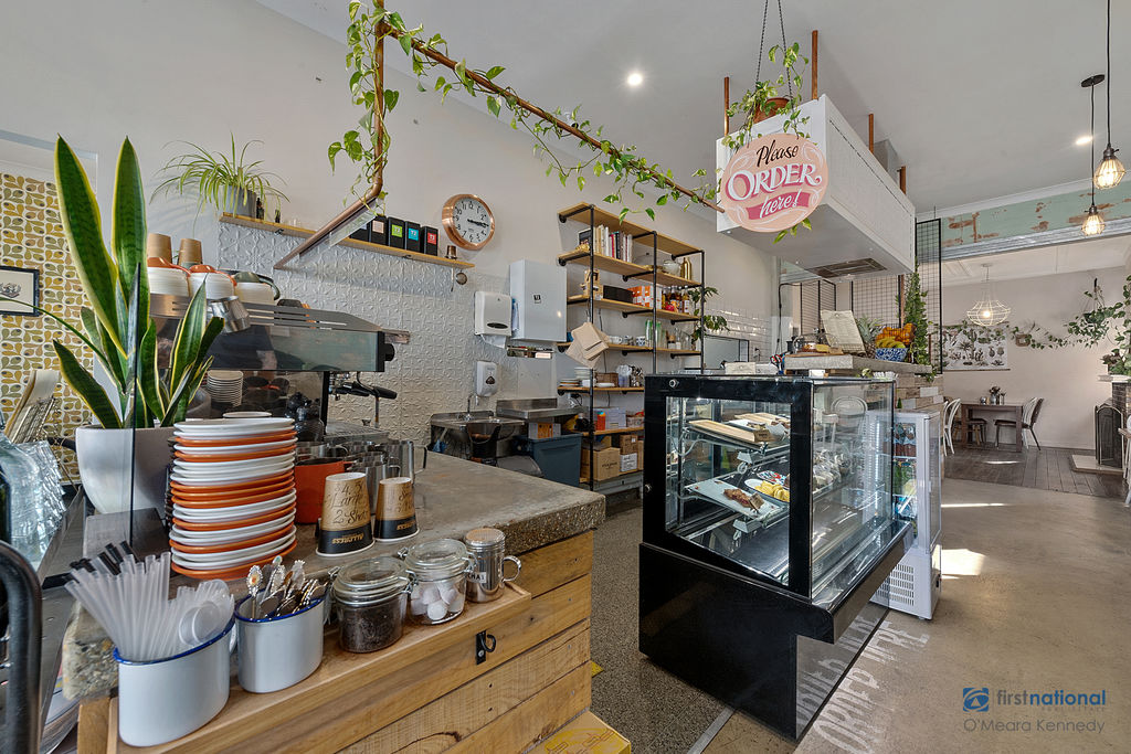 123 Belmore Street - Hardluck Coffee & Co (Business For Sale) YARRAWONGA