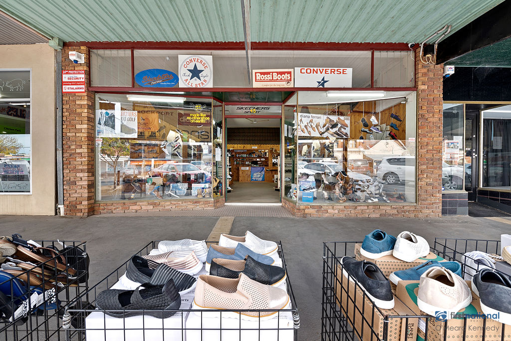 45 Belmore Street - Franks Footwear (Business For Sale) YARRAWONGA
