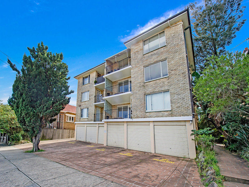 12/18 Llandaff Street BONDI JUNCTION