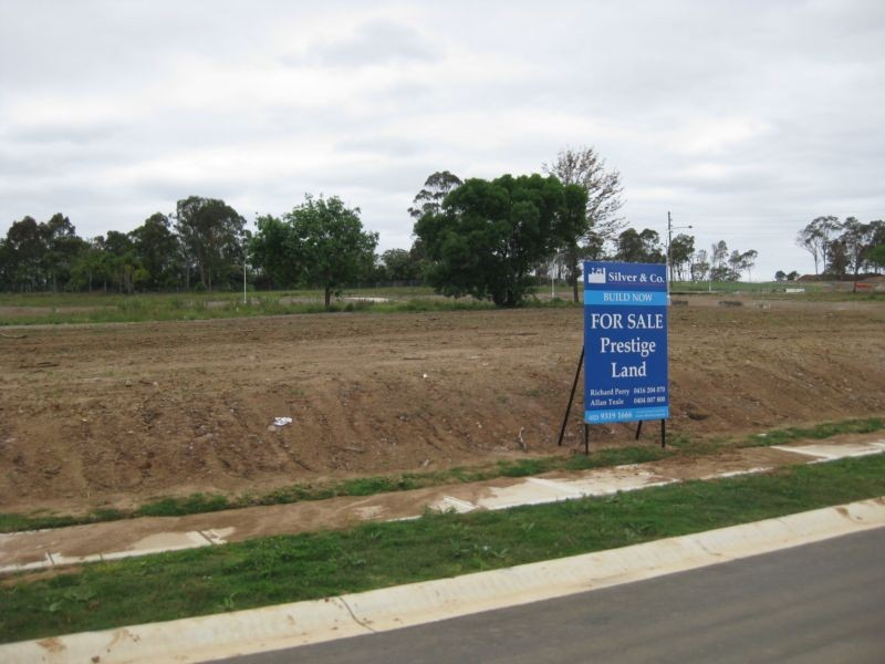 Lot Lot 108 Seath Street KELLYVILLE
