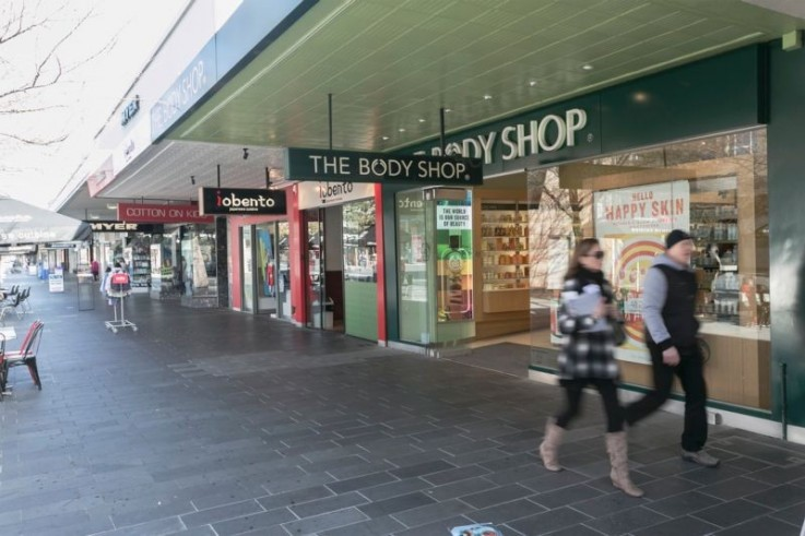 280-288 Hargreaves Street Mall