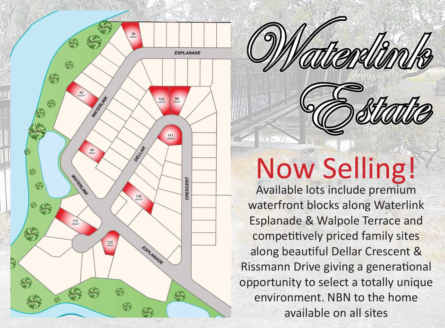 Lot 120 Waterlink Esplanade, Horsham, Vic HORSHAM
