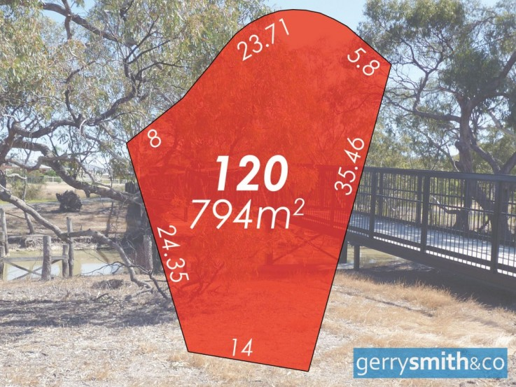 Lot 120 Waterlink Esplanade, Horsham, Vic