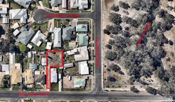 Lot 1/81 Williams Road