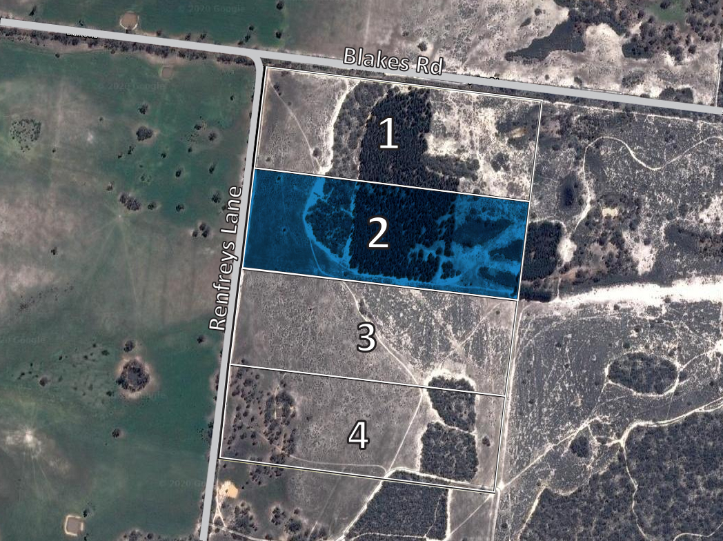 Lot 1 - 4 Blakes Road, Tooan NATIMUK