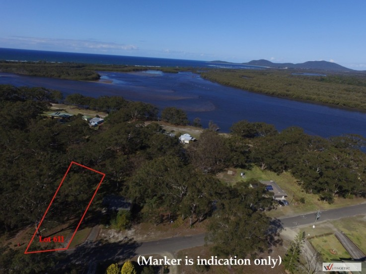 Lot 611/437 Fishermans Reach Road